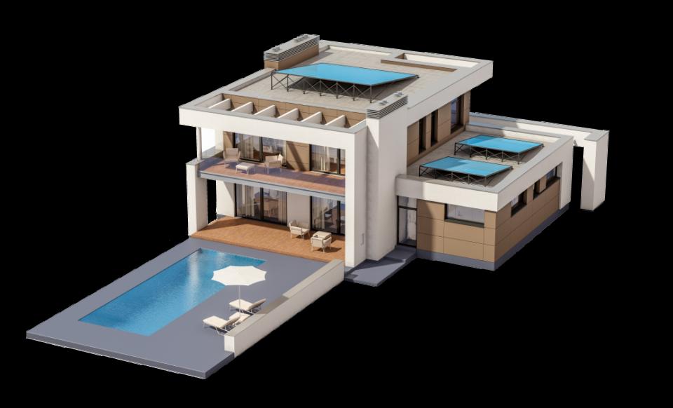 maison rénovée avec bonne performance energetique